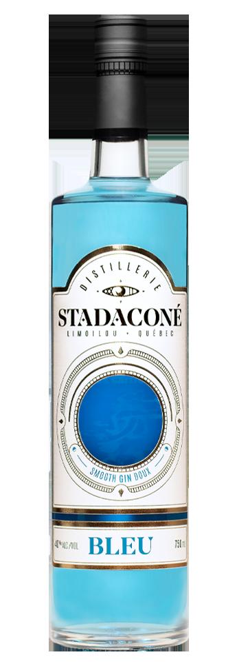 Stadaconé bleu