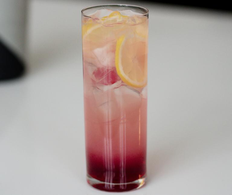 Gin Fizz - Stadaconé rouge