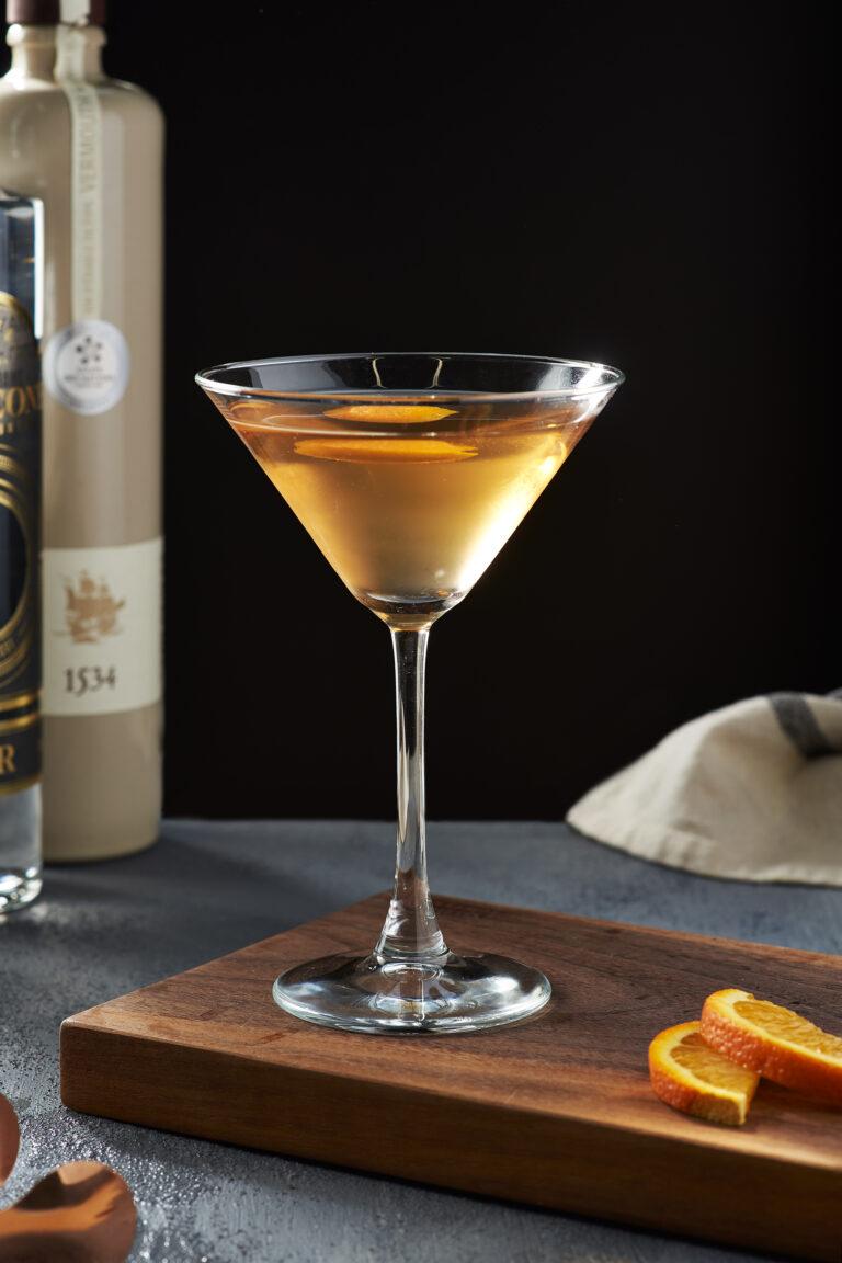 Martini historique - Stadaconé noir