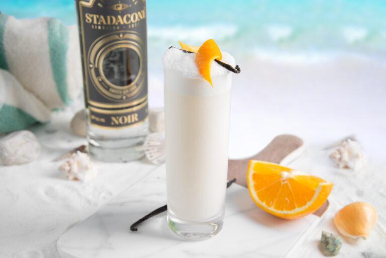 Ramos Gin Fizz - Stadaconé noir