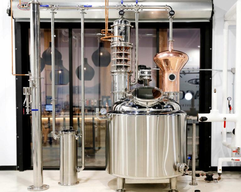 Portrait de membre: la Distillerie Stadaconé