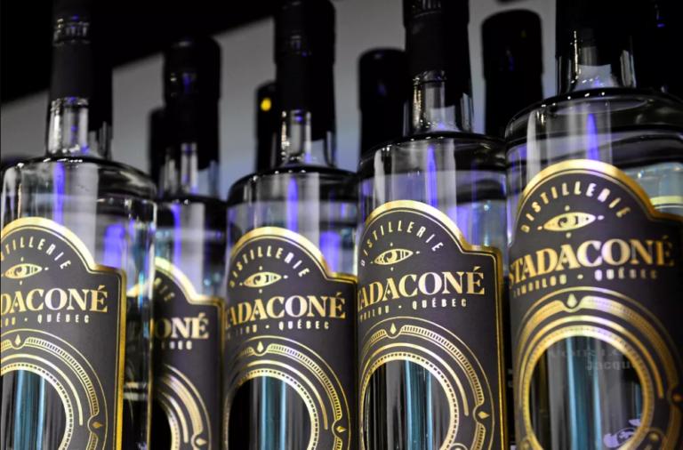 Des investissements de près de 400 000 $ à la Distillerie Stadaconé